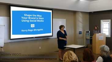 Kerry Rego · Social Media