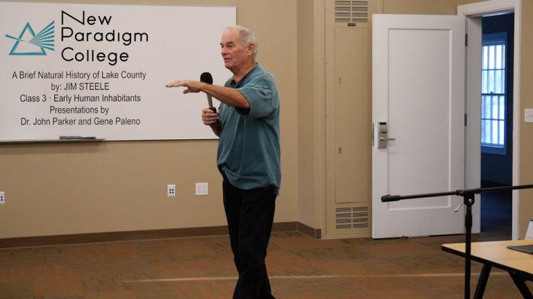 Jim Steele - Archeological Perspective